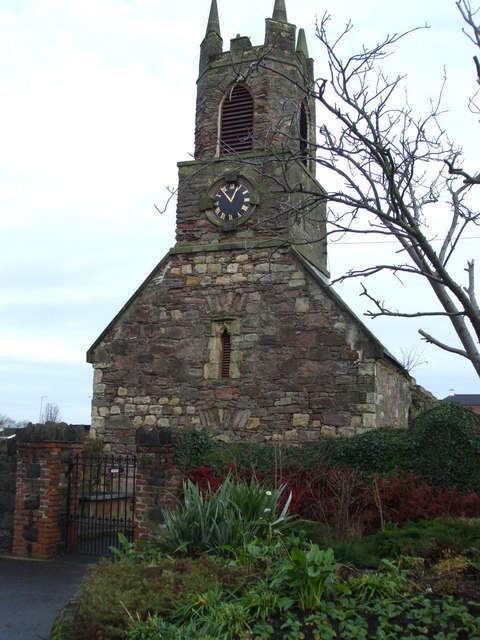 Iglesia Holywood Priory
