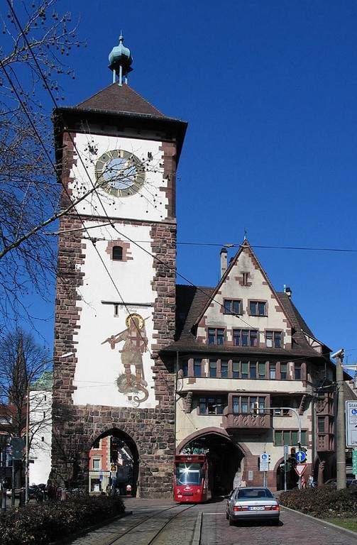 La ciudad de Friburgo destaca por sus atractivos culturales