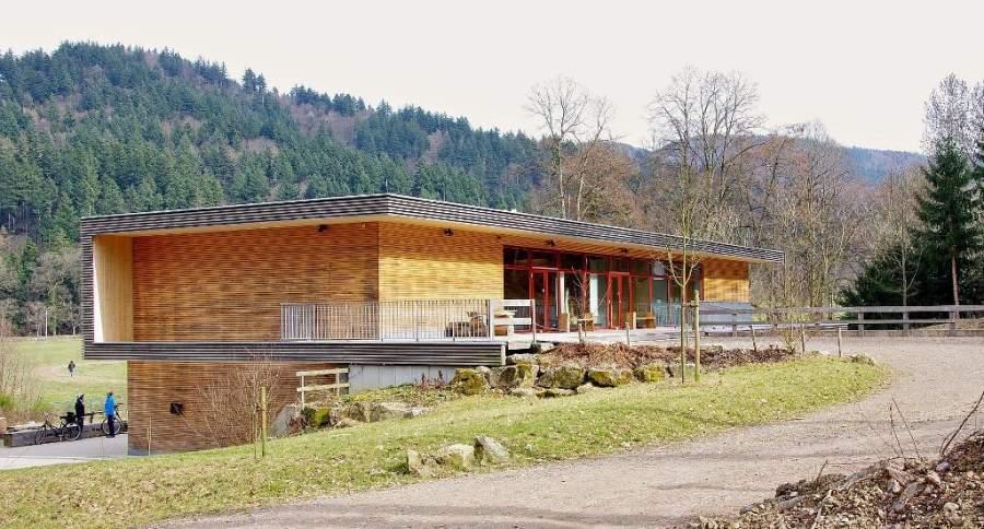 Visita el Arboreto de Friburgo
