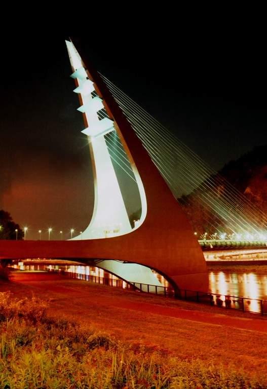Puente en Ústí nad Labem