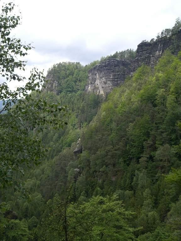 Parque Nacional de la Suiza Bohemia