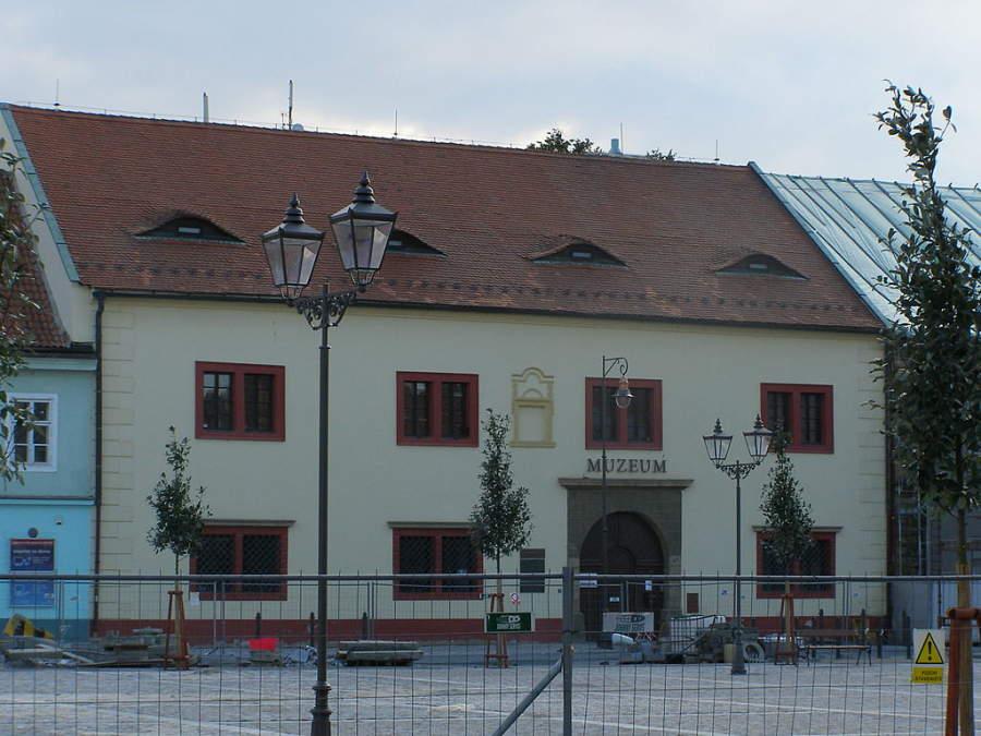Un museo en Ústí nad Labem