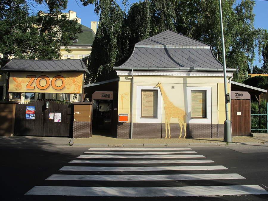 Zoológico de Ústí nad Labem