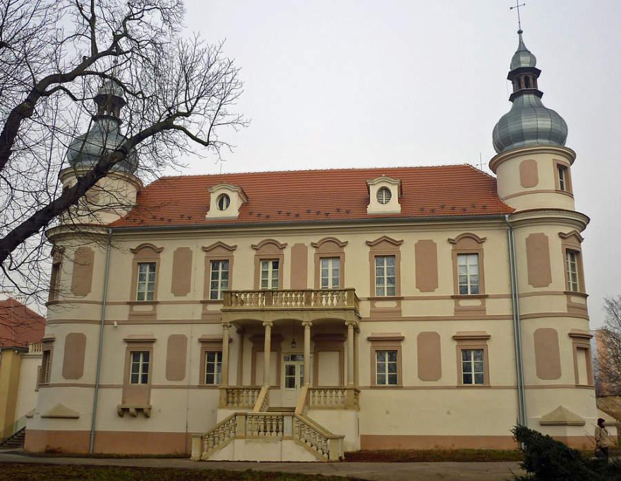 Castillo Krásné Brezno