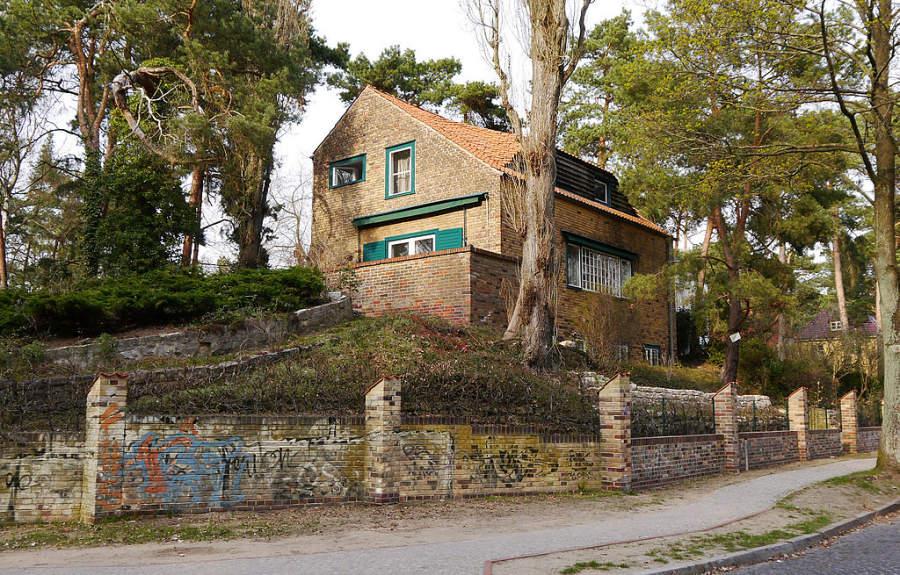Casa histórica en Kleinmachnow