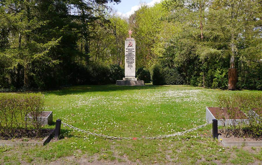 Monumento de la guerra soviética en Kleinmachnow