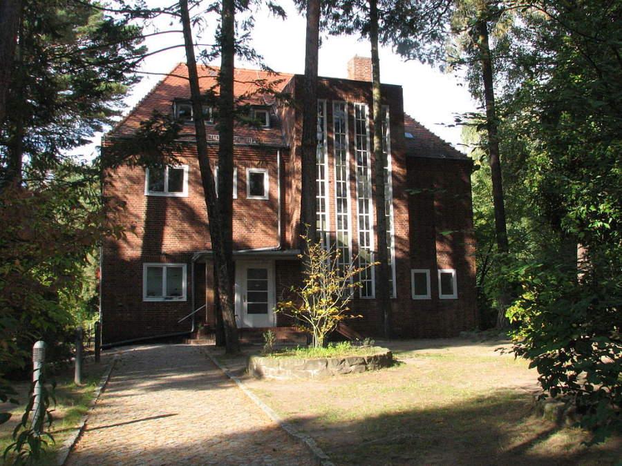 Iglesia protestante en Kleinmachnow