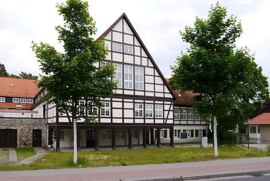 En Kleinmachnow hay varias construcciones de interés histórico