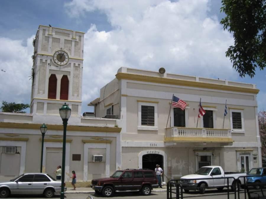Casa de la Alcaldía
