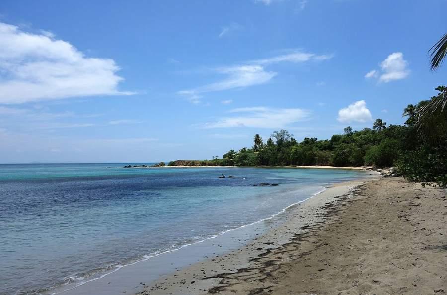 Vieques tiene playas de color turquesa