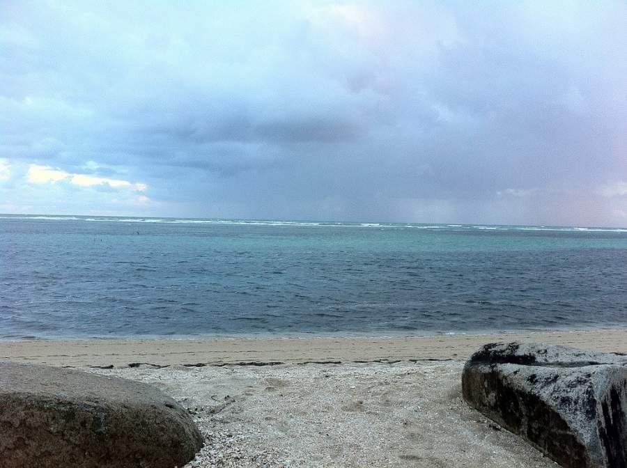 Coco Beach es una de las playas más frecuentadas