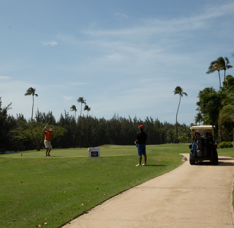 Río Grande es popular por sus campos de golf