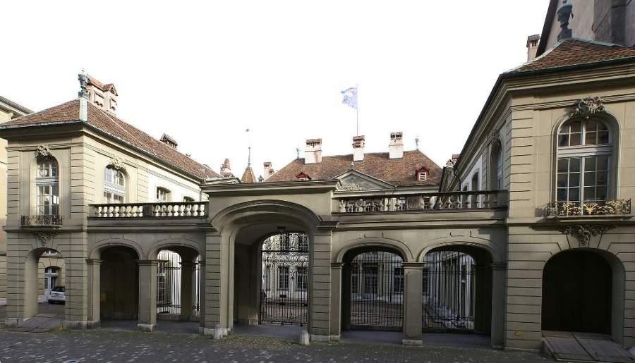 Erlacherhof, sede del consejo ejecutivo de Berna