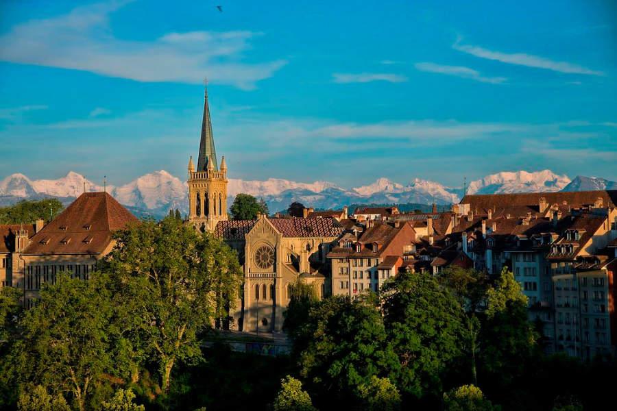 La Ciudad Vieja de Berna es considerada Patrimonio de la Humanidad
