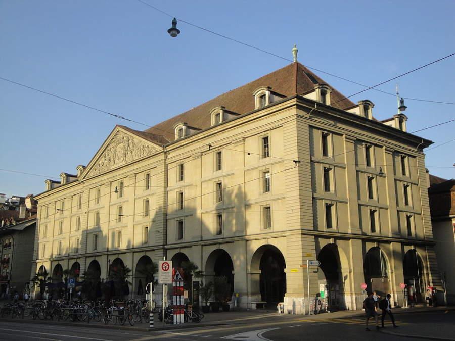 Kornhaus, edificio destacado en Berna