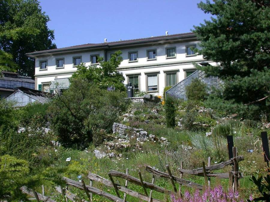 Jardín Botánico de Berna