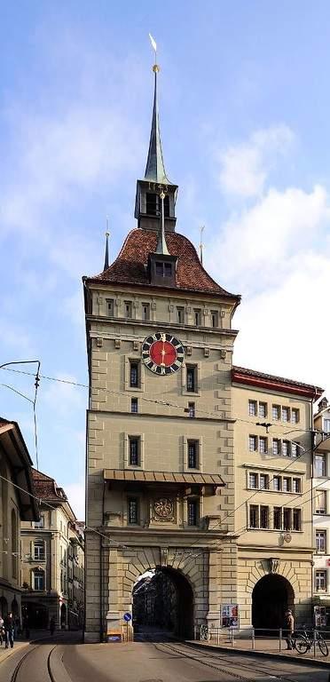Käfigturm, torre medieval en Berna