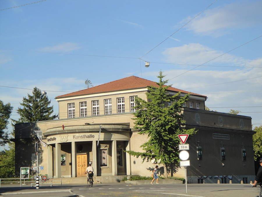 Galería de Arte en la ciudad de Berna
