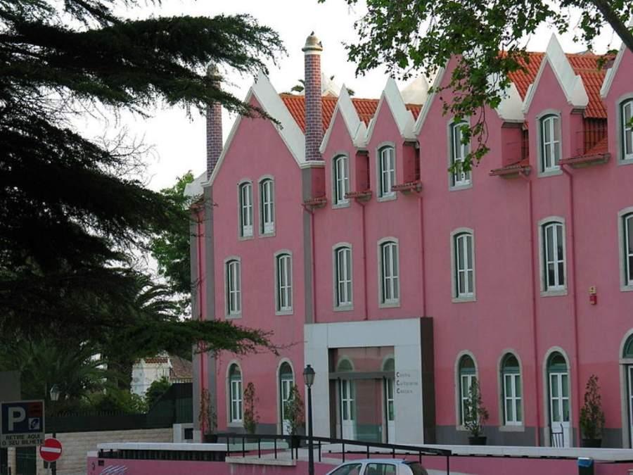 Antiguo Convento de Nuestra Señora de la Piedad, actual Centro Cultural de Cascais