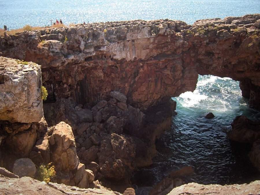 Arco en la Boca do Inferno