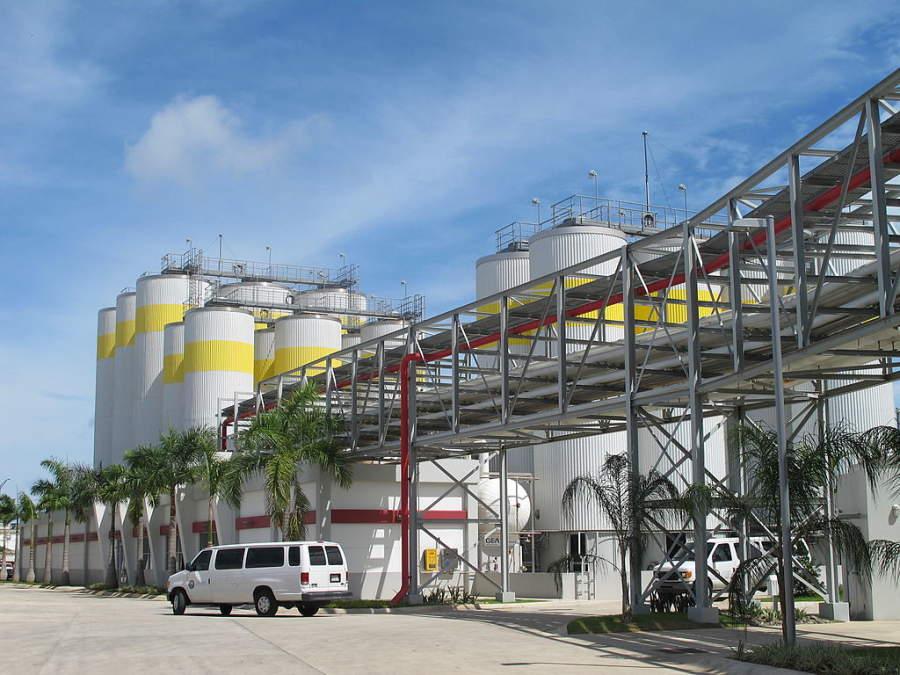 En Mayagüez se encuentra la Compañía Cervecera