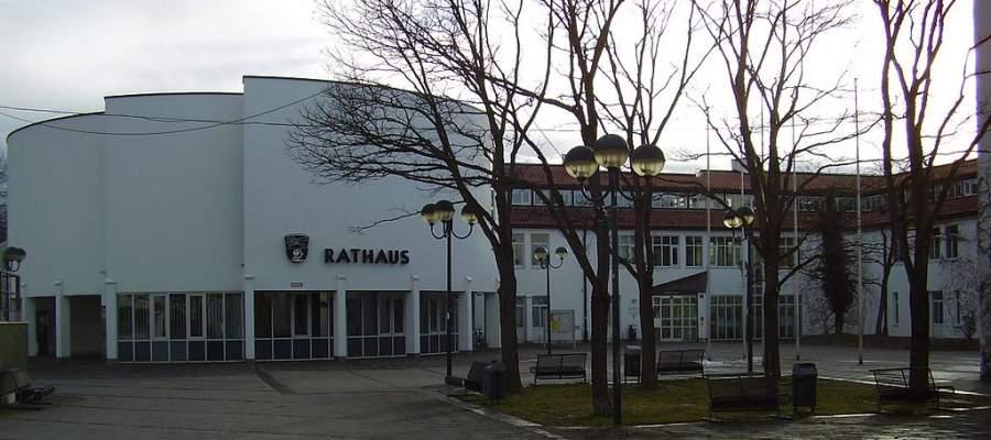Ayuntamiento en Unterhaching