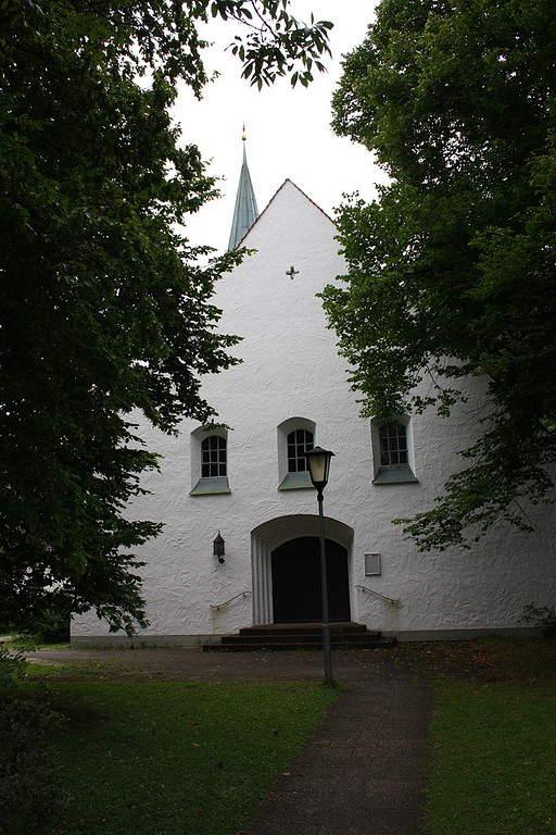 Iglesia en Unterhaching