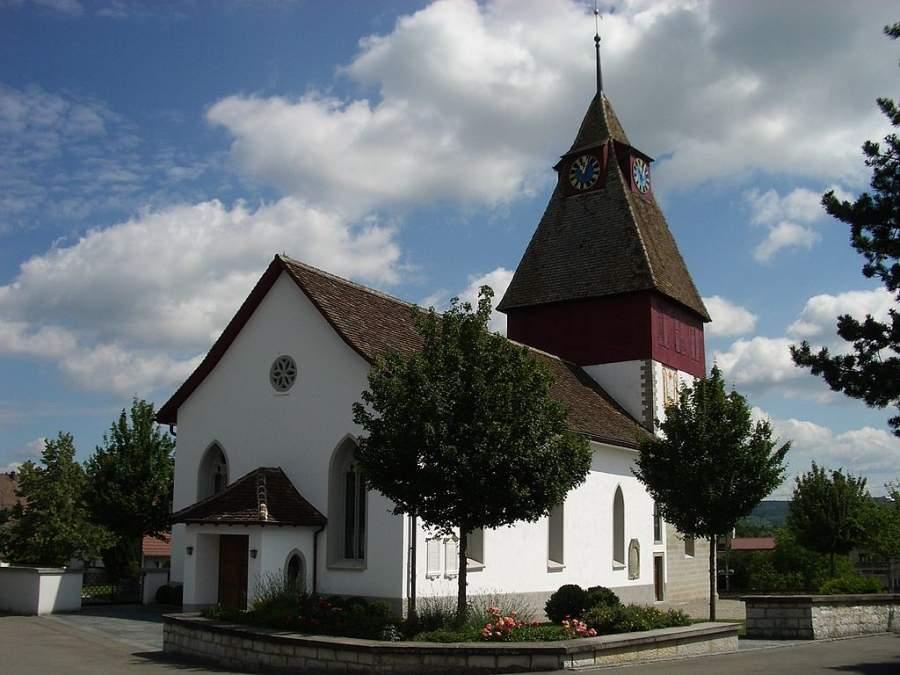 Iglesia Reformada de Rümlang