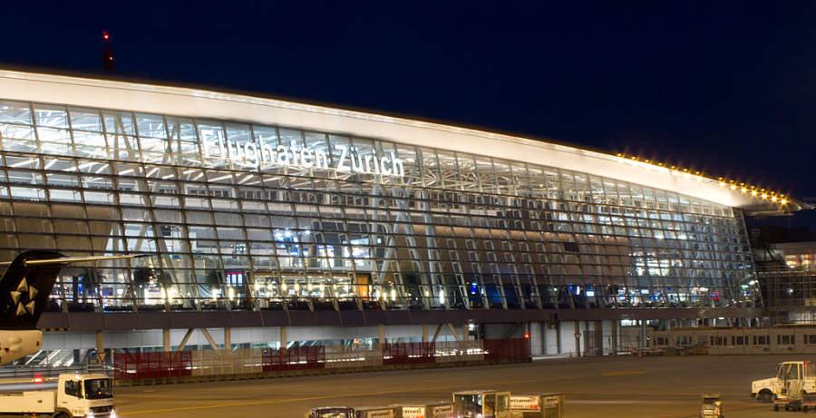 Aeropuerto Internacional de Zúrich