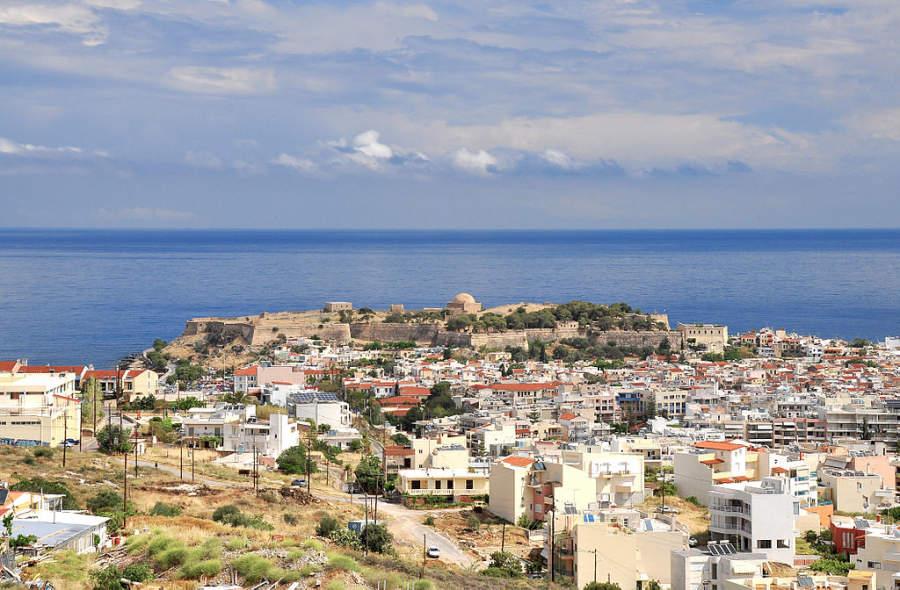 Rétino, Creta, Grecia