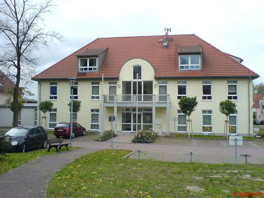 Ayuntamiento de la comunidad de Waltersdorf en el municipio de Schönefeld