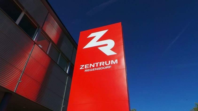 Centro comercial Zentrum Regensdorf