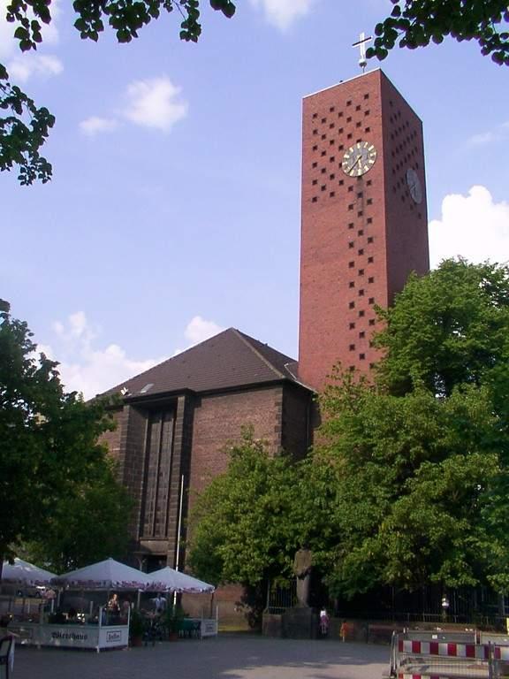 Iglesia en Krefeld