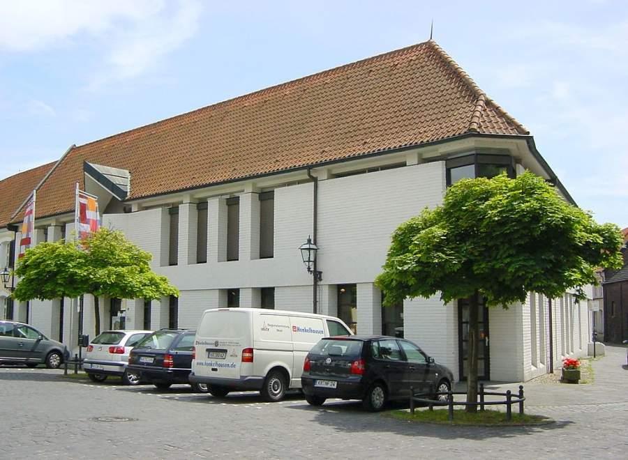 Museo Téxtil Alemán en Krefeld