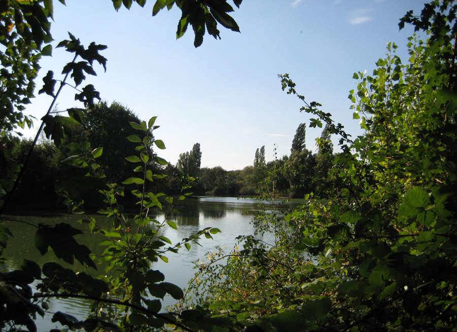 En Krefeld hay múltiples áreas verdes