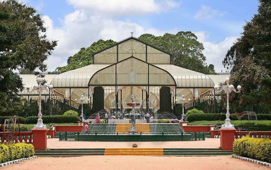 Visita el Jardín Botánico Lal Bagh en Bangalore