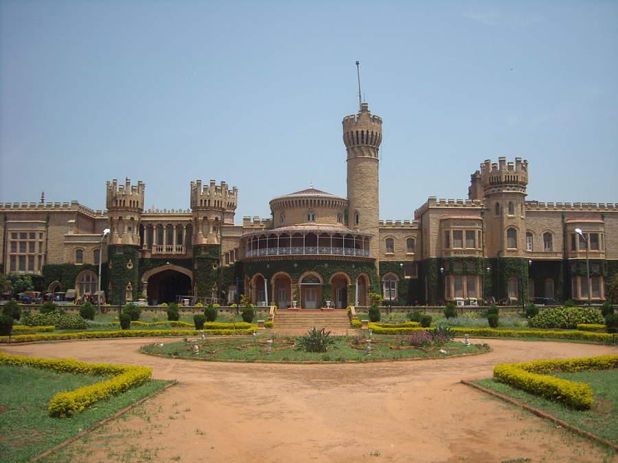 Sorpréndete con el Palacio de Bangalore