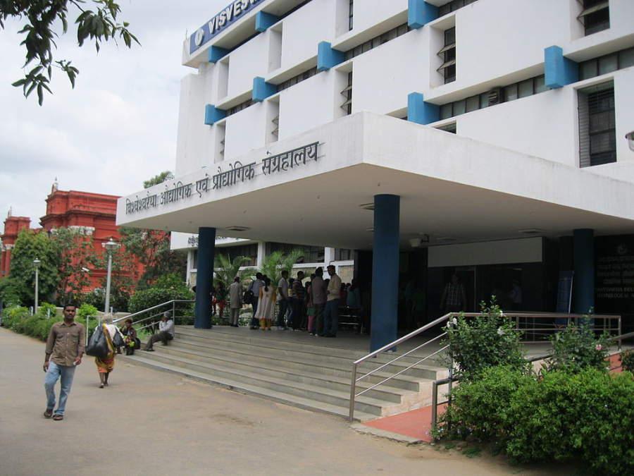 Museo Tecnológico e Industrial Visvesvaraya en Bangalore