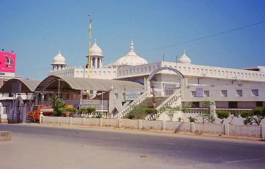 Conoce un centro de culto en la ciudad de Bangalore