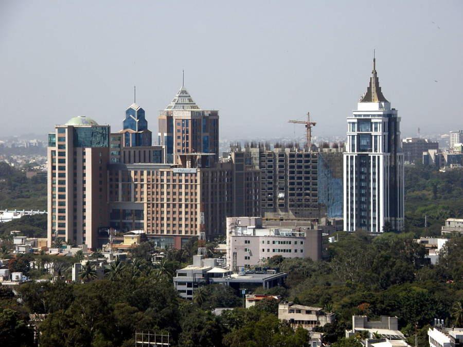 Bangalore es una ciudad líder en tecnologías de la información