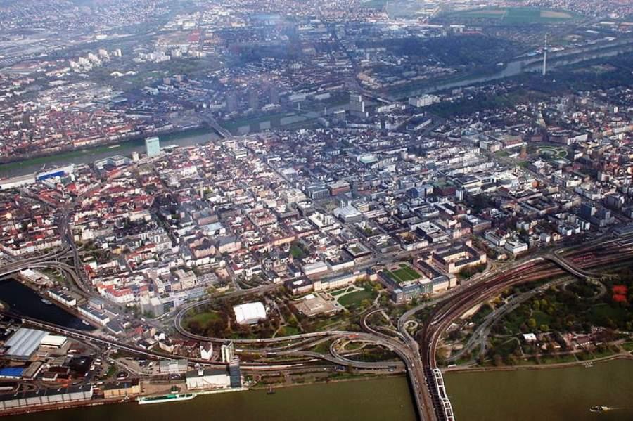 Mannheim, Baden-Wurtemberg, Alemania