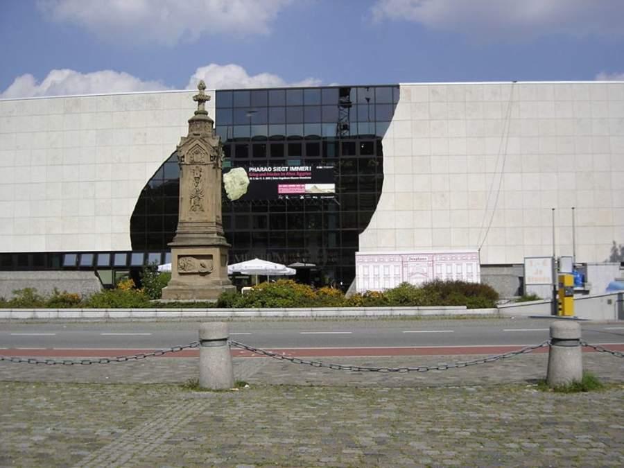 El Museo Reiss-Engelhorn cuenta con cuatro salas