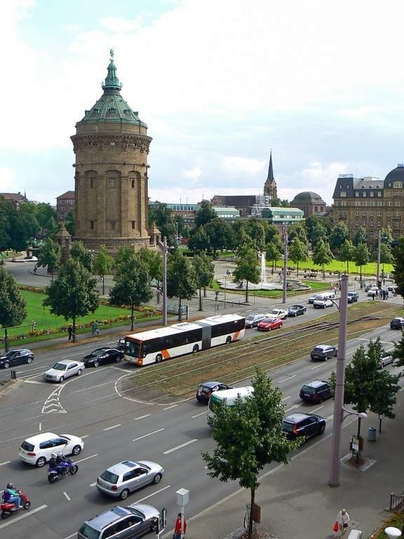 Vista panorámica de la ciudad