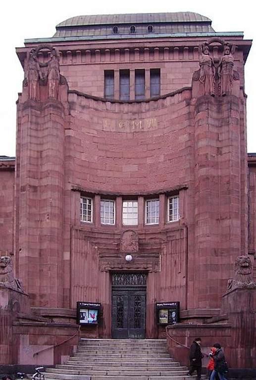 Sala de Arte de Mannheim