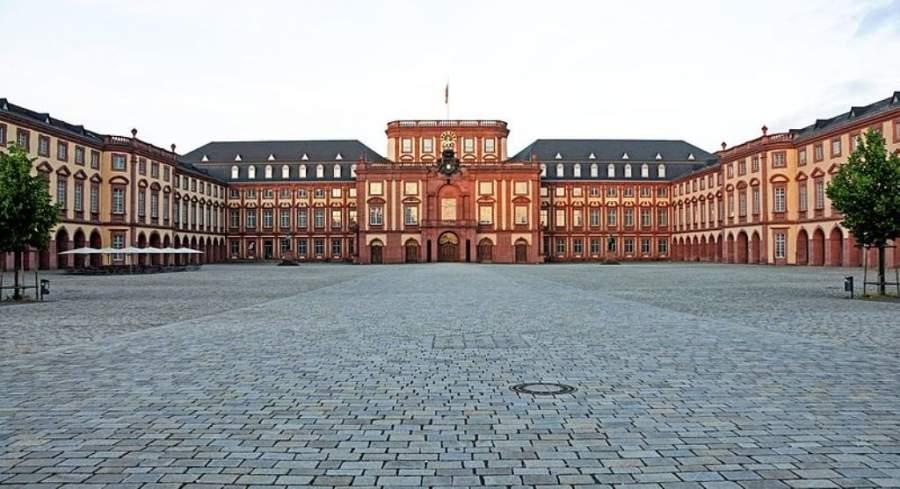 Palacio de Mannheim