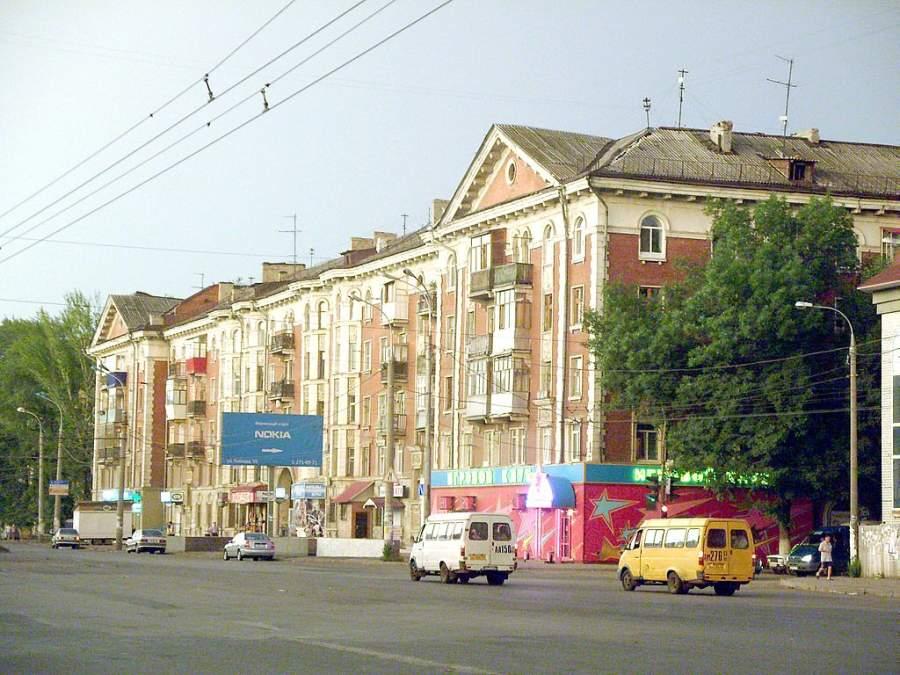 Samara es un importante centro industrial