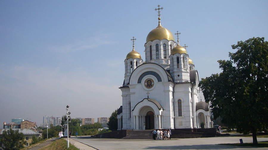 Templo de San Jorge en Samara