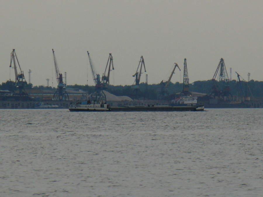 Samara se ubica a orillas del río Volga