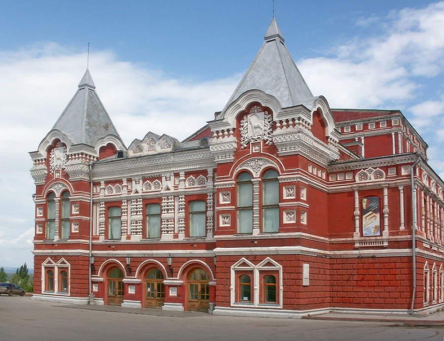 Samara es un destino con gran variedad de teatros y museos