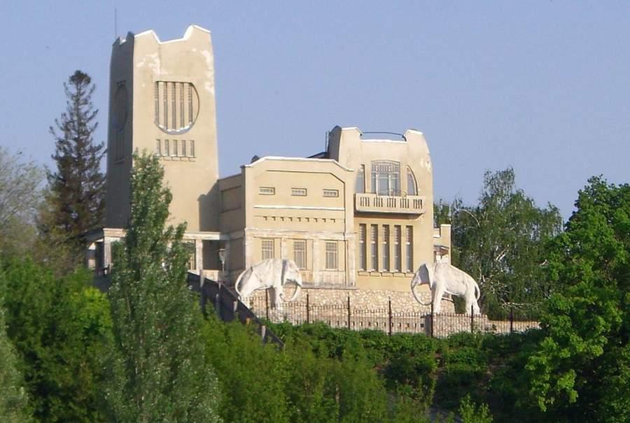 Edificio art nouveau en Samara